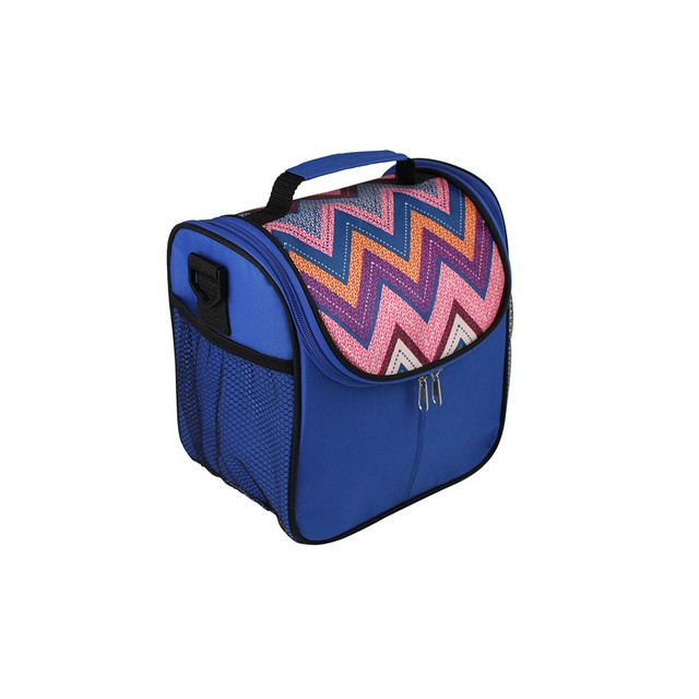 Multicolor Insulated Cooler Bag