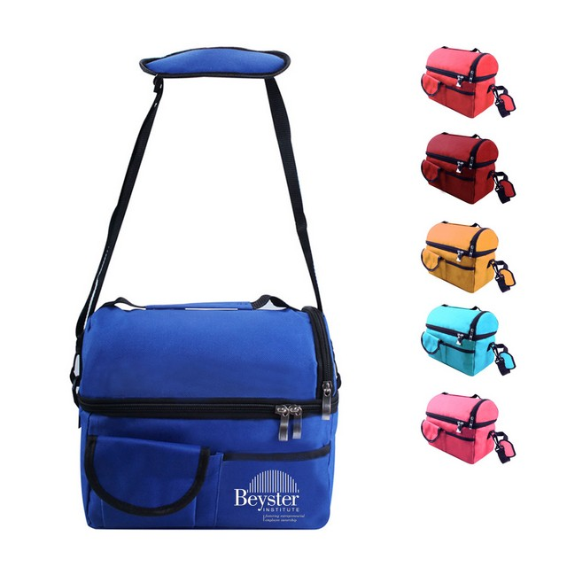 Eco-friendly Insulated Cooler Lunch Bag
