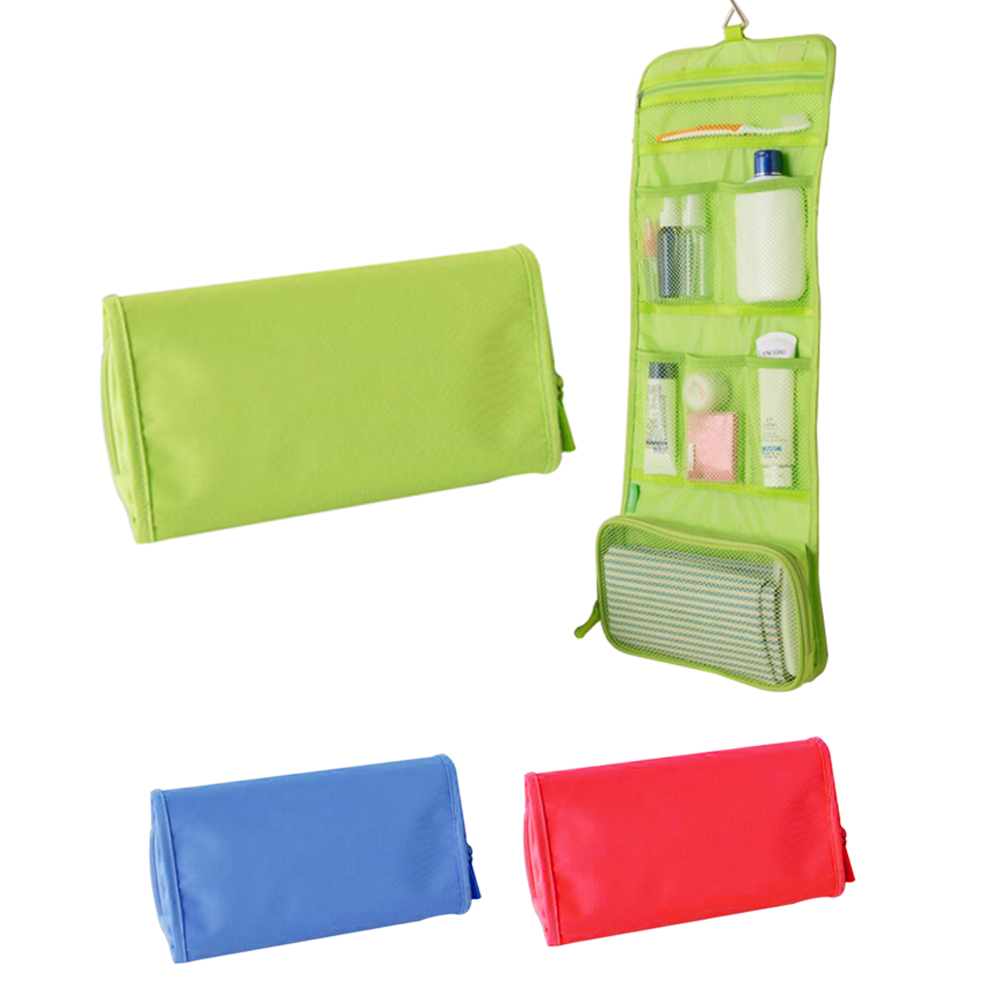 Hanging Toiletries Travel Kit Bag