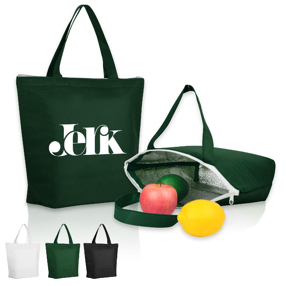 Non-Woven Cooler Lunch Tote