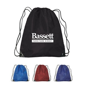 Polyester Sports Drawstring Bag