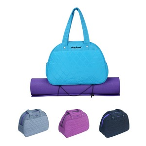 Waterproof Yoga Bag with Multiple Compartments - Waterproof Yoga Bag with Multiple Compartments