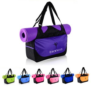 Large Capacity Waterproof Yoga Bag - Large Capacity Waterproof Yoga Bag