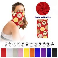 Full Color Multifunctional Cooling Headband Scarf - Full Color Multifunctional Cooling Headband Scarf
