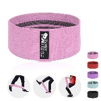 3 Piece Resistance Band Set for Legs Workout - 3 Piece Resistance Band Set for Legs Workout